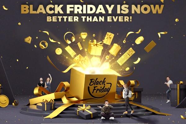 Black Friday akciók a GearBest áruházban