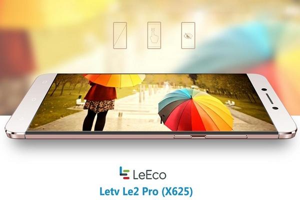 LeEco Le S2 Pro telefon