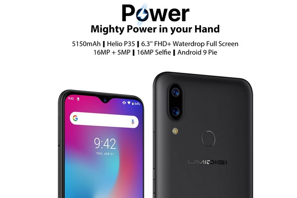 Umidigi Power