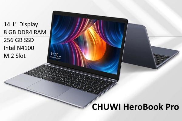 Chuwi HeroBook Pro - Akció