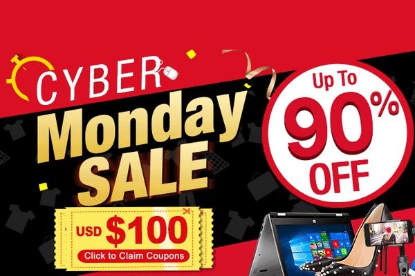 Cyber Monday akciók