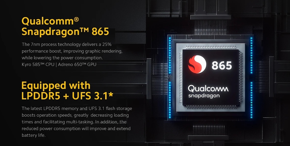 Poco F2 Pro - Snapdragon 865