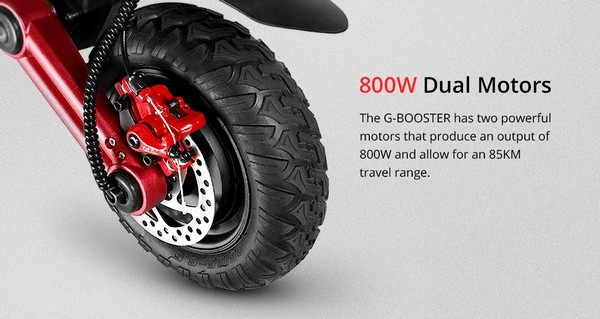 KUGOO G-Booster 800W