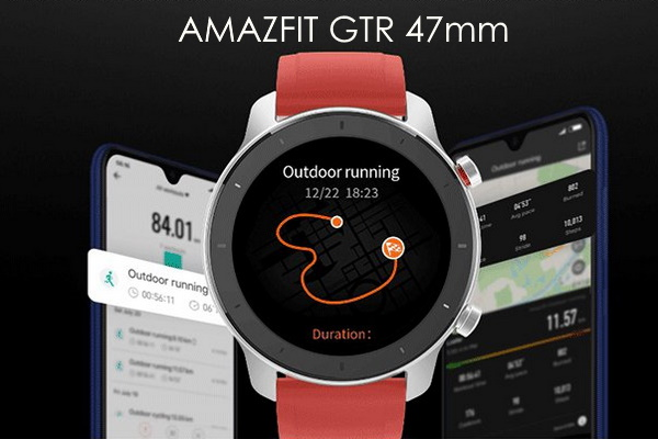Amazfit GTR akció