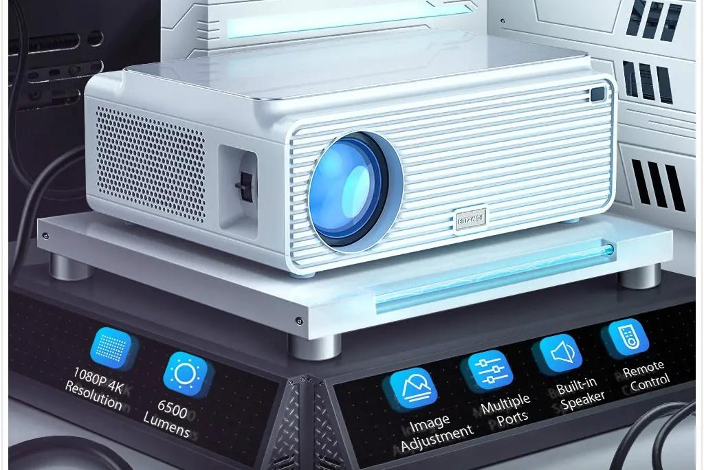 Blitzwolf BW-VP2 projektor