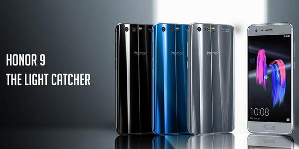 Huawei Honor 9 akció