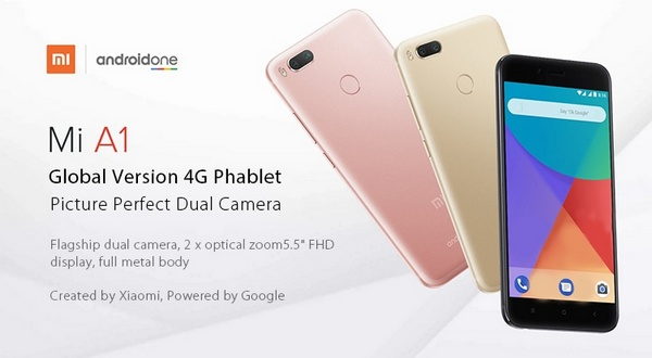 Xiaomi Mi A1 Akció