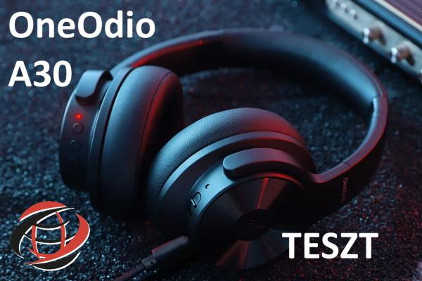 OneOdio A30 - Fejhallgató