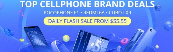 Őrült telefon akciók - GearBest áruház