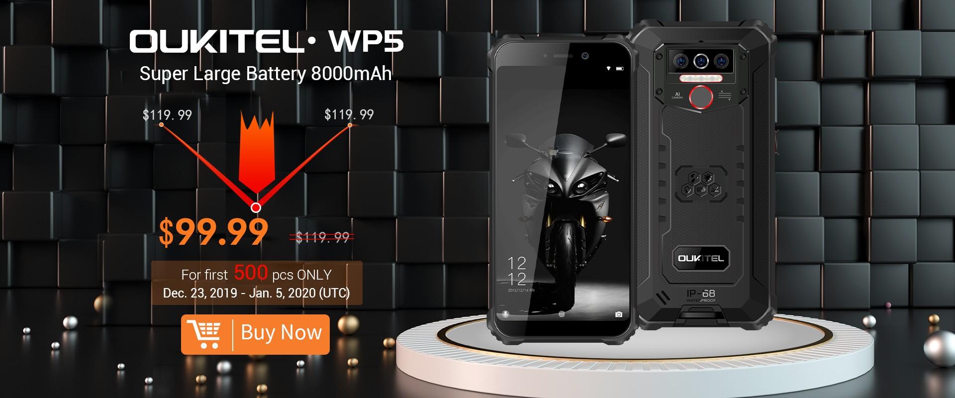 Oukitel WP5 vásárlás