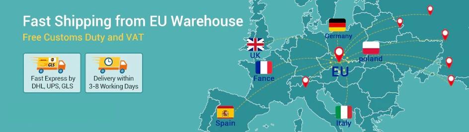 Aliexpress - Rendelés EU raktárról