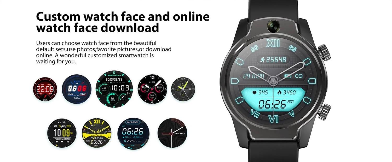 Rogbid Brave - Watch Faces