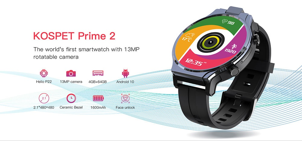 Kospet Prime 2