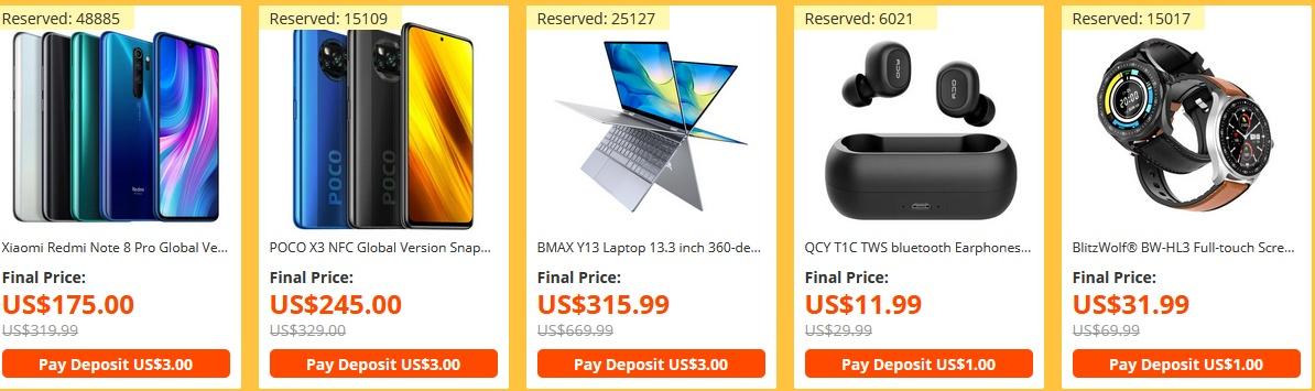 Banggood - 11.11 - Price Storm
