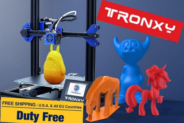 Tronxy 3D nyomtatók