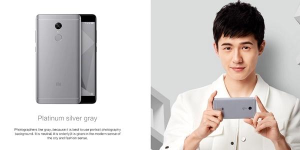 Xiaomi Redmi Note 4X akció