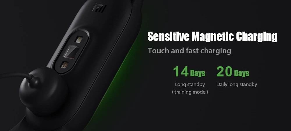 Xiaomi Mi Band 5 - Töltés