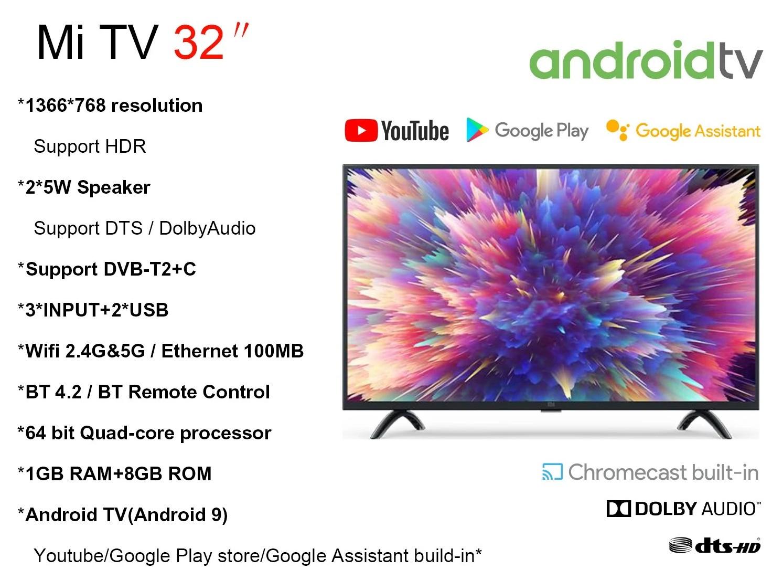 Xiaomi Mi TV 32