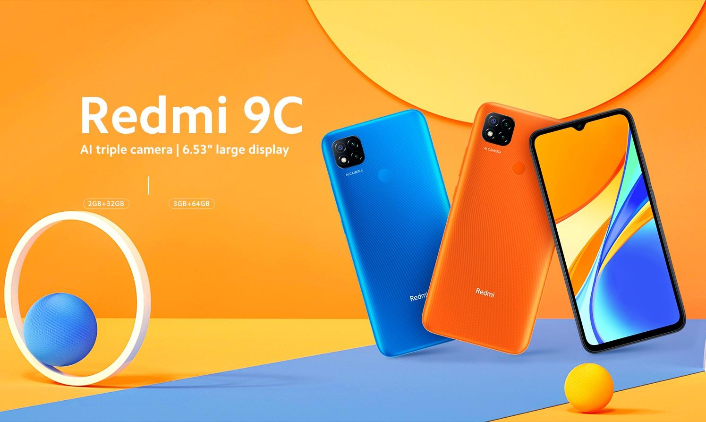 Xiaomi Redmi 9C - Akció