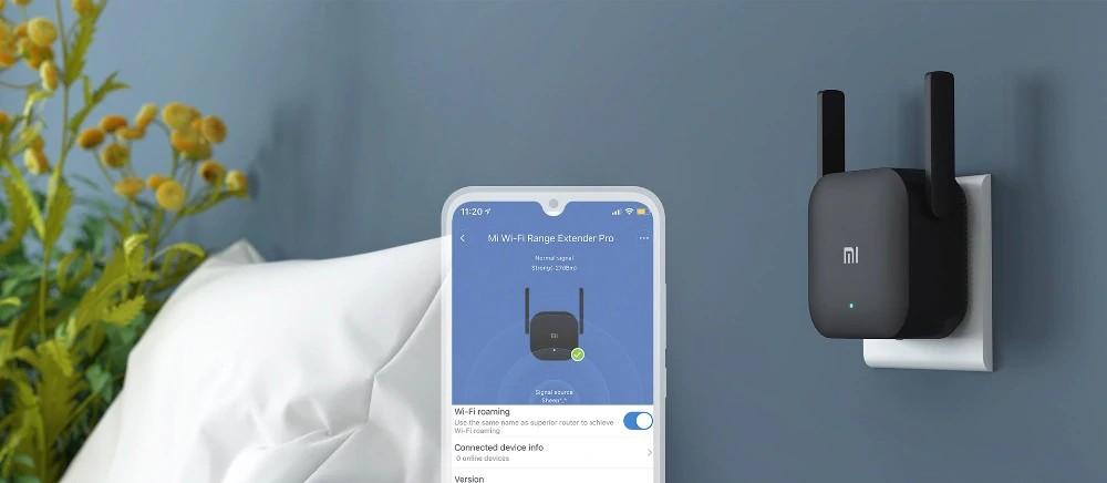 Xiaomi Wifi jelerősítő