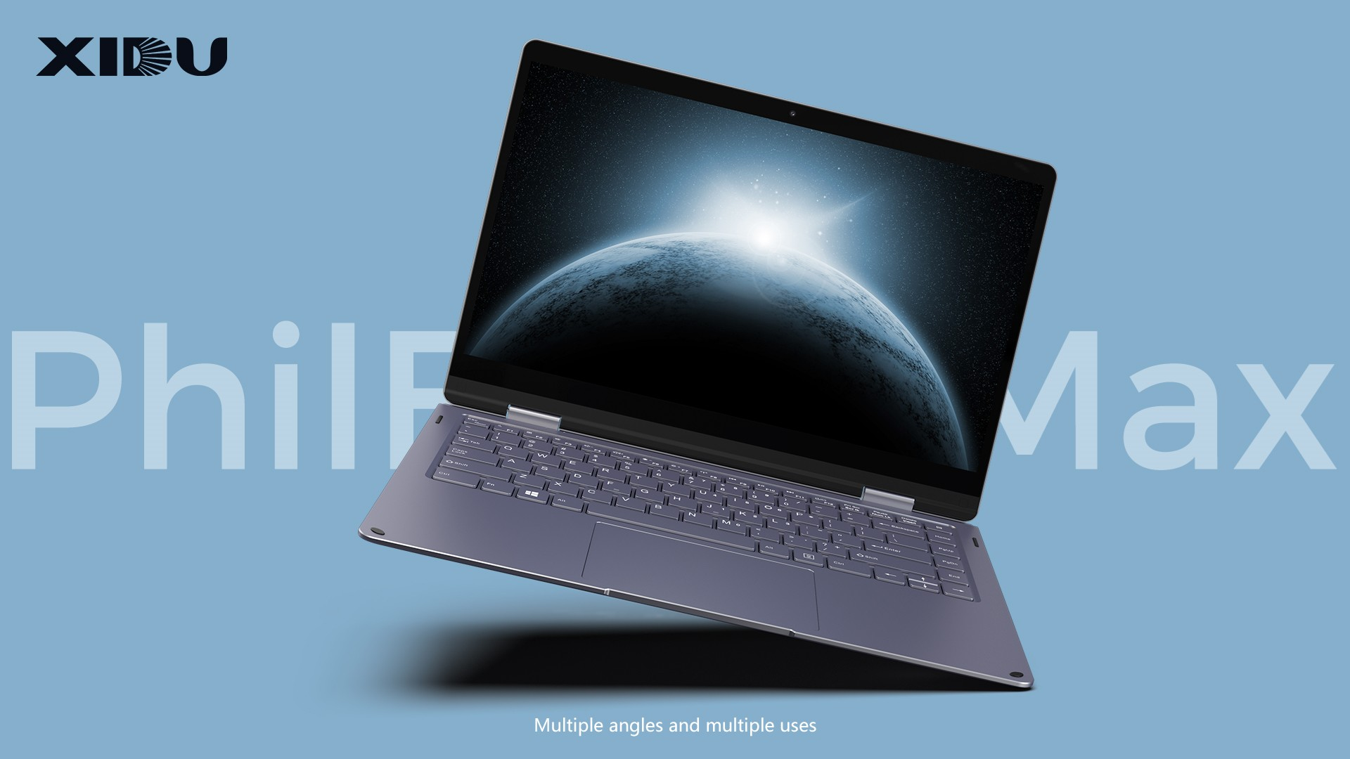 XIDU - PhilBook Max