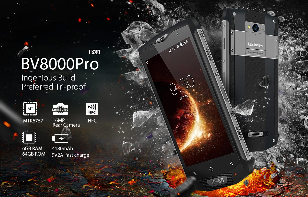 Blackview B8000 Pro