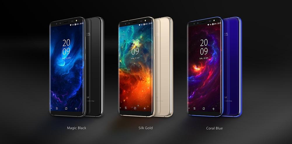 Blackview S8 színek
