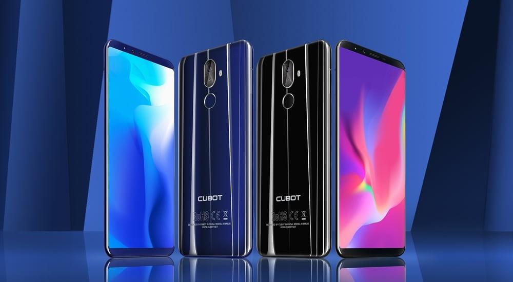 Cubot X18 Plus telefon