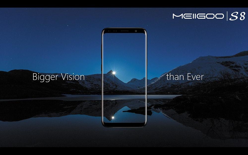 Meiigoo S8 telefon