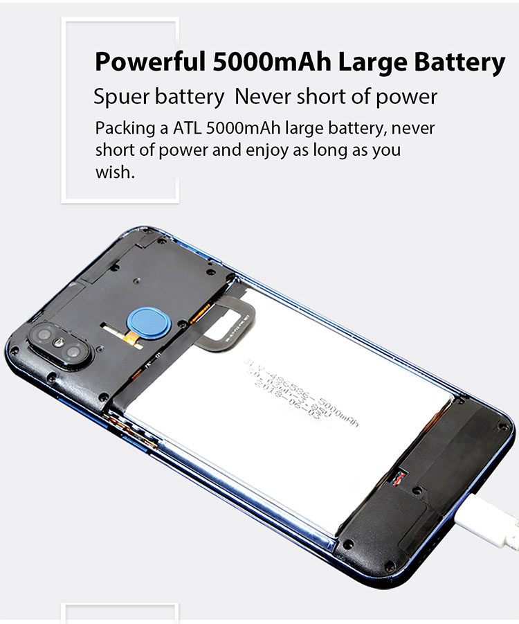Meiigoo S9 akkumulátor