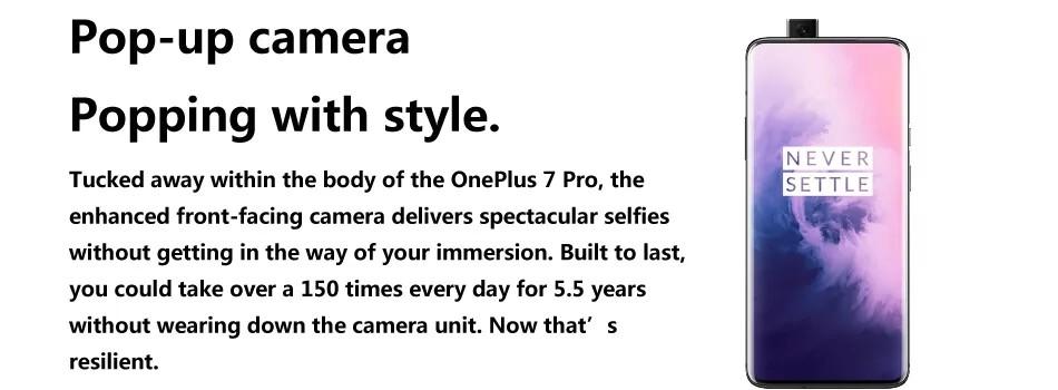 OnePlus 7 Pro - Előlapi kamera