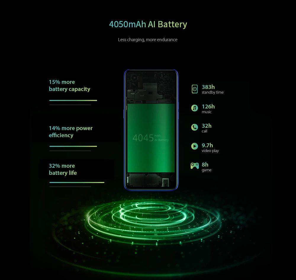 OPPO Realme 3 Pro akkumulátor