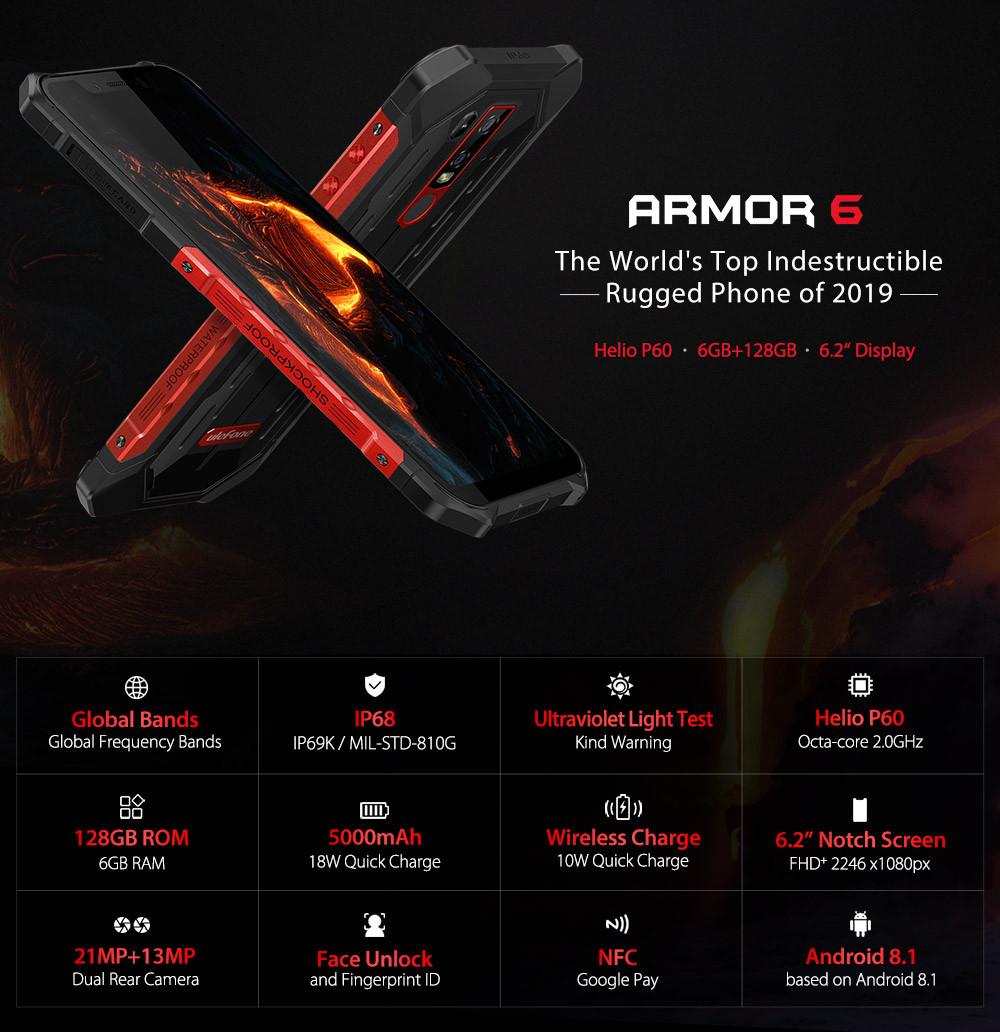UIefone Armor 6
