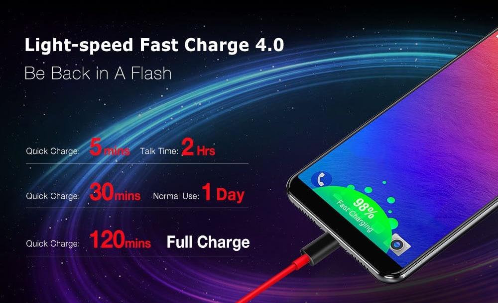 Ulefone Power 3S akkumulátor