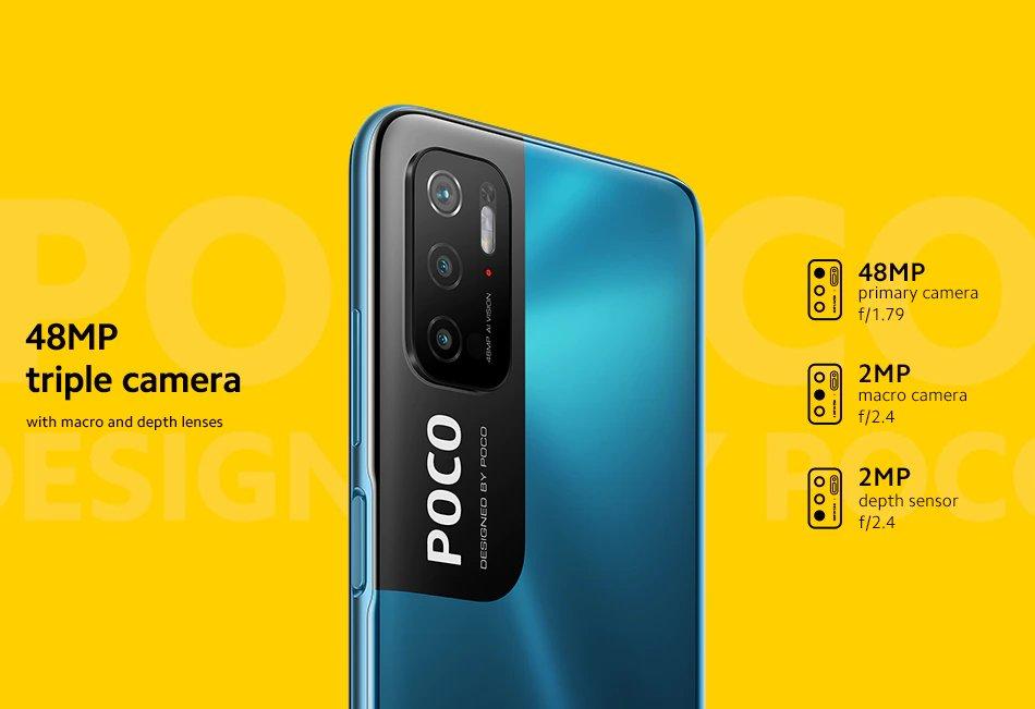 POCO M3 Pro kamera