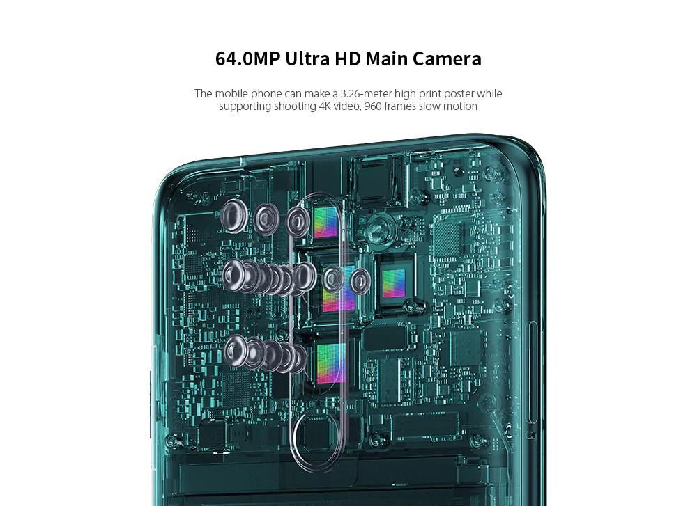 Redmi Note 8 Pro - Kamerák