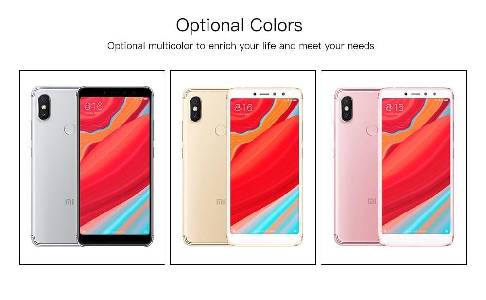 Xiaomi Redmi 2S verziók