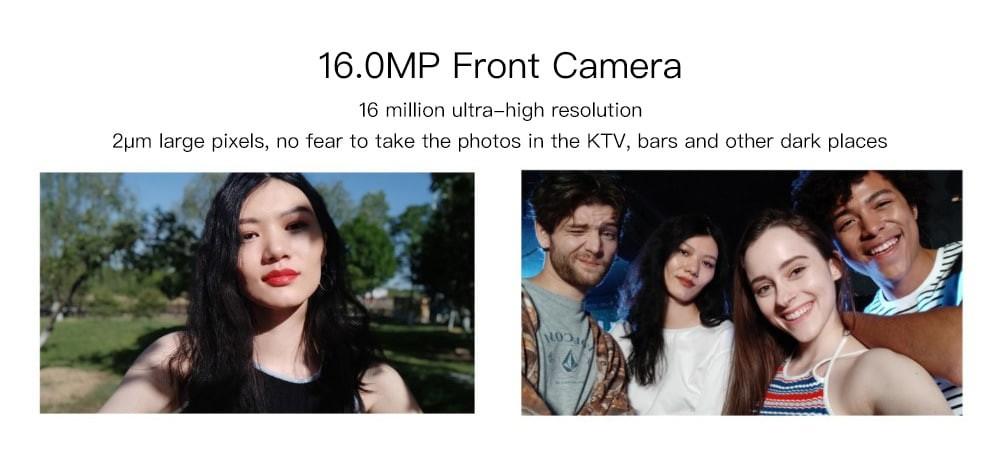 Xiaomi Redmi S2 szelfi kamera