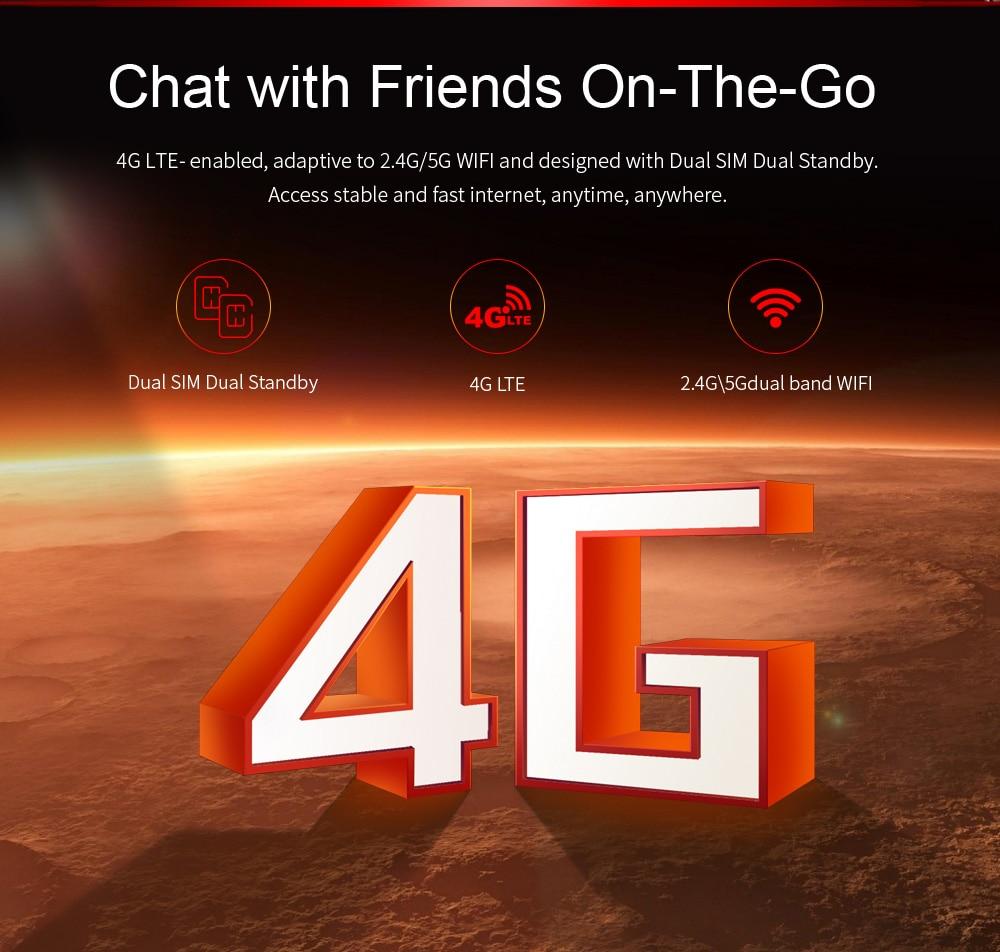 Chuwi Hi9 Pro 4G képességek