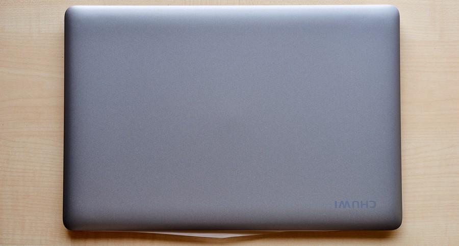 Chuwi HeroBook Pro - Felülről