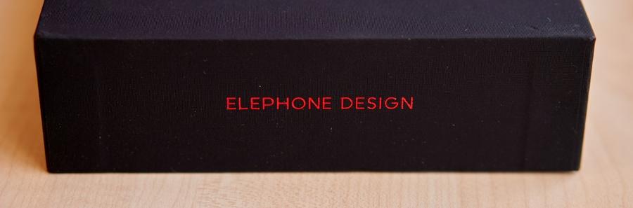 Elephone U doboz