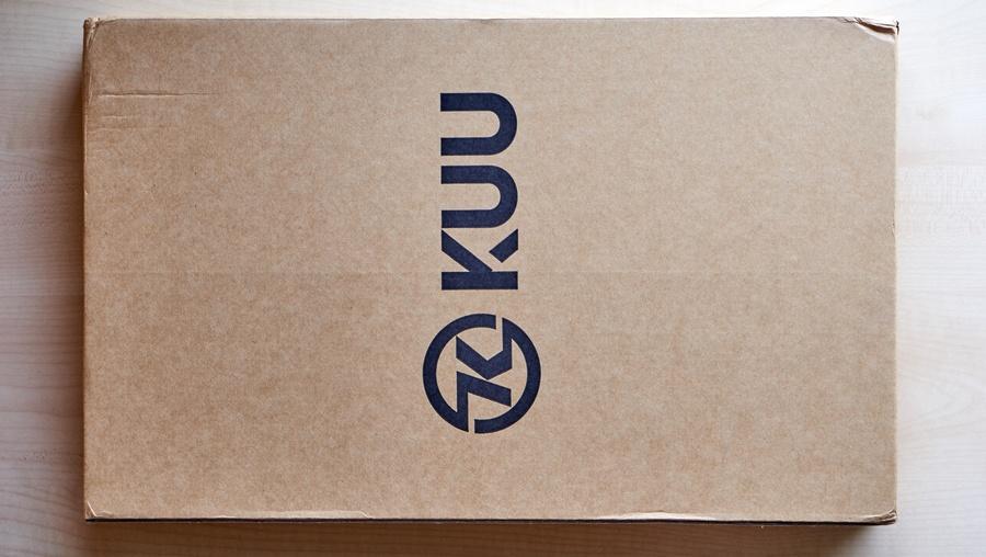 KUU XBook - doboz