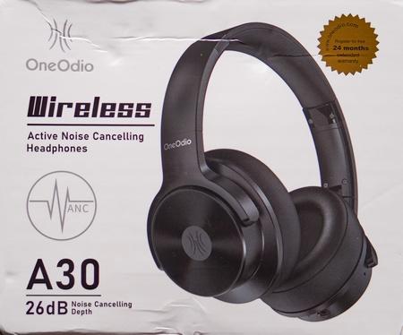 OneOdio A30 - Teszt - Doboz