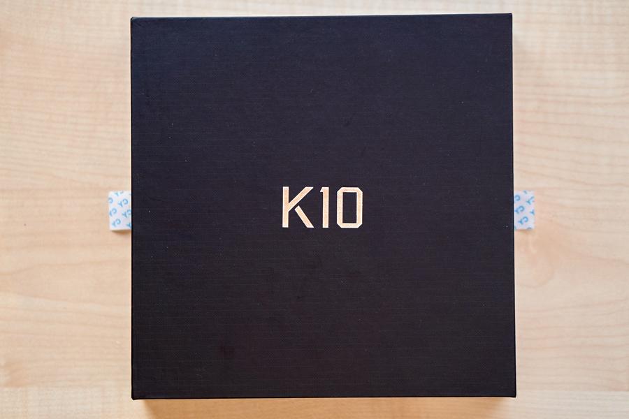 Oukitel K10 doboz